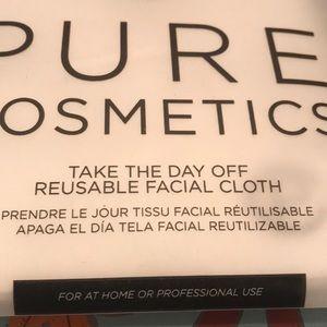 Pure Cosmetics Makeup - 3/$10 item!✨ reusable Makeup remover pad